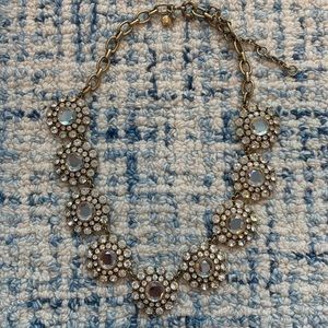 • J. CREW • STATEMENT NECKLACE •